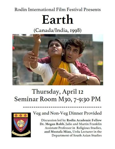 Rodin International Film Festival Presents Earth College Houses